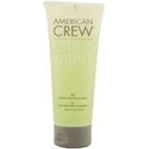 New - AMERICAN CREW by American Crew CITRUS MINT GEL FOR HIGH HOLD AND PLACEMENT 6.7 OZ - 149566 by AMERICAN CREW