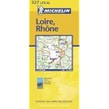 Carte routière : Loire - Rhône, N° 11327