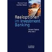Realoptionen im Investment Banking