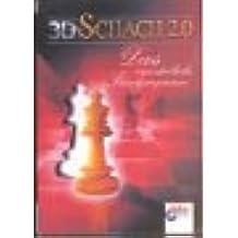 3D Schach 2.0, CD-ROM in Kst.-Box Das meisterliche Schachpropgramm. Für Windows 3.x/95/98/Me/NT4.0/XP