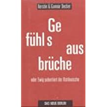 Gefühlsausbrüche oder Ewig pubertiert der Ostdeutsche