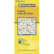 Carte routière : Loiret - Loir-et-Cher, N° 11318