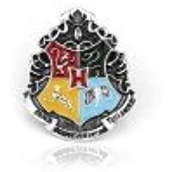 Broche tipo Pin colección Harry Potter modelo Hogwards - Color - Silver/Plata