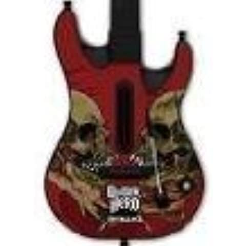 Guitar Hero: Metallica Faceplate for Xbox 360/PS3 by redoctane