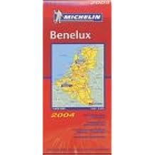 Michelin Karten, Bl.714 : Benelux