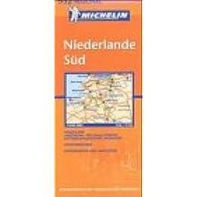Niederlande Süd (Michelin Regionalkarte)