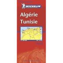 Carte routière : Algérie - Tunisie, N° 11743