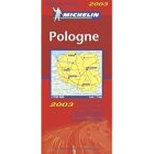 Carte routière : Pologne, N° 11720