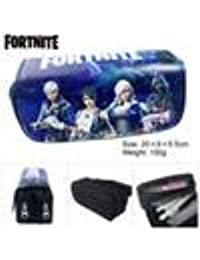 Estuche para lápices con dos compartimentos para niños Craze UK Fortnite Save The ...