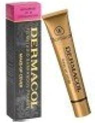 Dermacol Make-up cover Crème correctrice « Le secret de la beauté des stars » 30 g, TEINTE MOYENNE
