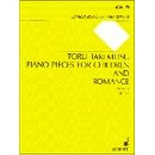 Piano Pieces for Children and Romance: Klavier.