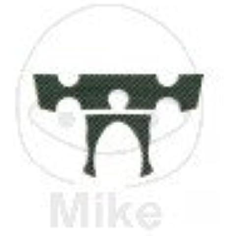 711.84.41–Tenedor brucé enauf adhesivo Carbono Para Yamaha Fz6de fz6s–BJ. 07/10