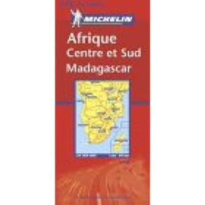 Carte Routiere Afrique Centre Et Sud Madagascar N 11746 Pdf Kindle Rneljere