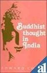 Buddhist Thought in India by Edward Conze (1996-12-05)