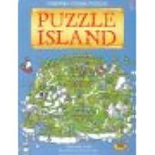 Puzzle Island (Usborne Young Puzzles)