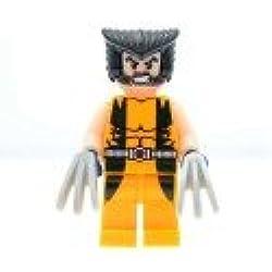 Lobezno inspirado en LEGO