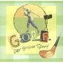 Golf ï¿1/2 Der grÃ1/4ne Sport. Biblio-Philia