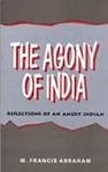 M francis abraham books related products dvd cd apparel agony of india reflections of an angry indian fandeluxe Choice Image