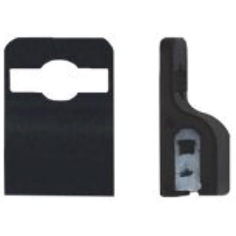 Black Gripper 30 Badge Holder - 100 Pieces (5710-3050) by Brady