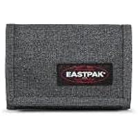 Eastpak Crew Single Geldbörse, 13 cm, Grau (Black Denim)