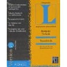 Langenscheidts Fachwörterbuch Kompakt Technik Französisch Version 2.1. CD-ROM für Windows ab 3.1/MacOS 7.5: Französisch - Deutsch / Deutsch - Französisch. Mit Plus-Paket. Aktueller Fachwortschatz mit insgesamt rund 49 000 Fachbegriffen. Schnelle Stichwort- und Volltextsuche. Benutzerwörterbücher. Verknüpfbar mit allen Titeln der PC-Bibliothek