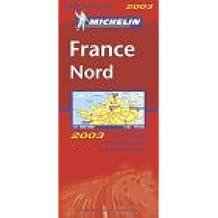 Carte routière : France Nord, N° 11724