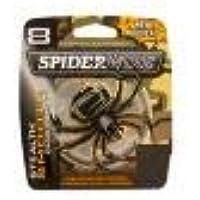300m Spiderwire Herren Dura-4 Biese 0.17mm//15.0kg-33lb gr/ün Moss