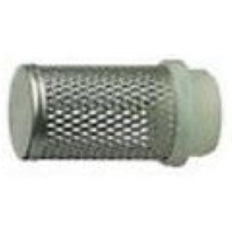 BRL s.r.l. - Filtro in acciaio inox per valvola di ritegno YACHT da 3/4