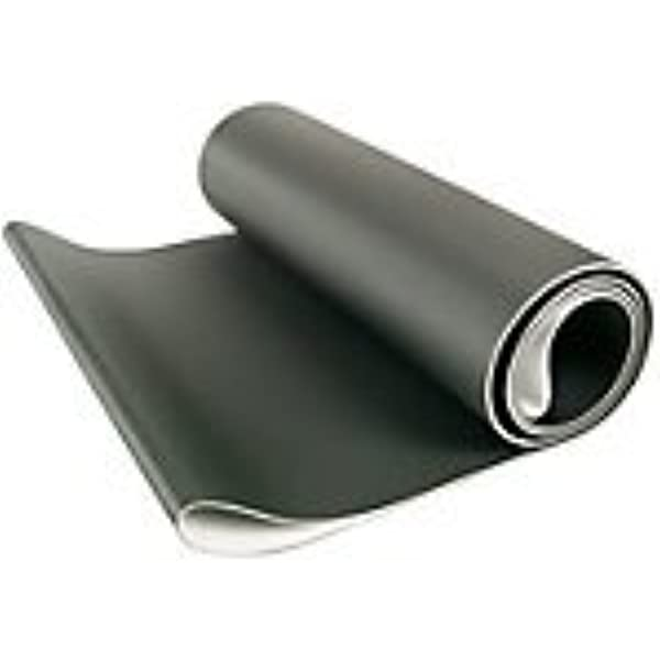 nastro di ricambio per tapis roulant spessore 1.6 mm varie misure alta qualità