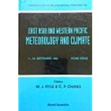 Proceedings of the 2nd International Conference on East Asia and Western Pacific Meteorology and Climate: 7-10 September 1992 Hong Kong