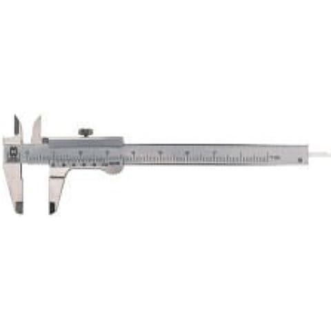 RDGTOOLS Moore & Wright Precisión Miniatura Calibrador Vernier 0-70mm