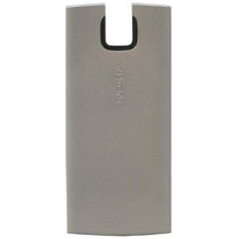 Nokia X3 Copri Batteria Copribatteria Cover F-Cover Assy Silver