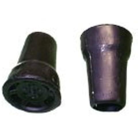 Bastón Virolas De Goma De Repuesto 2unidades tamaño 19mm para no ajustable modelos