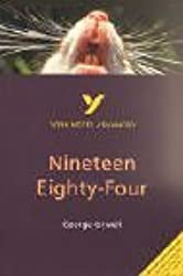 Nineteen Eighty-four (York Notes Advanced) by Michael Sherborne (2001-08-15)
