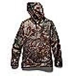 Under Armour para Hombre Armour Polar Camuflaje Big Logo–Sudadera con Capucha