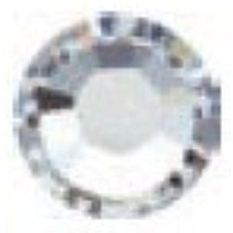 Ss12 100 cristalli SWAROVSKI trasparenti 2028