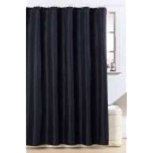 Polyester Diamante Shower Curtain