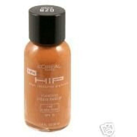 L'Oreal HIP High Intensity Pigments Flawless Liquid Makeup SPF 15