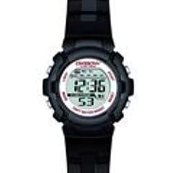 Oxbow 4549501 Men's Watch Analogue Quartz Black Rubber Strap