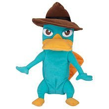 Disney Phineas and Ferb: Transforming Perry Plush