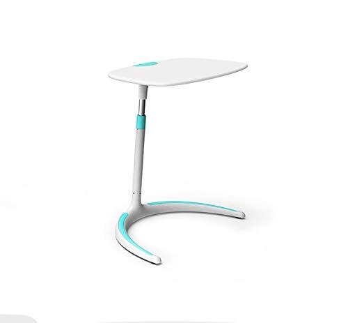 WY-ZDDNZ Portabler Stand-Computertisch, Höhenverstellbar Rotierend, Für Zuhause/Computertische /...