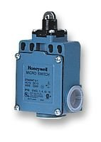 LIMIT SWITCH, ROLLER PLUNGER GLEB01C By HONEYWELL S&C -