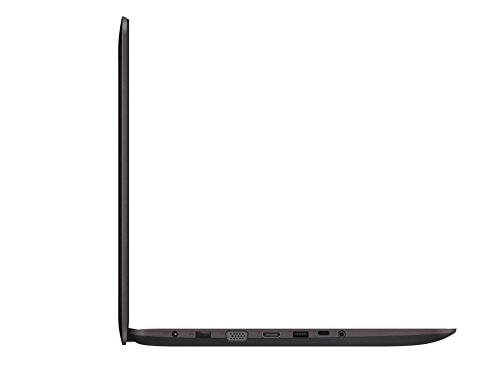 Asus F756UA TY347T 4394 cm 173 Zoll Notebook Intel major i3 8 GB RAM 1 TB HDD Intel HD Grafik 520 Win 10 family home dunkelbraun Notebooks