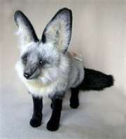 Hansa South African Fox Plush by Hansa