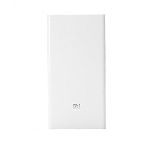 Xiaomi PowerBank - (Li-ion 20000mAh, 72Wh) Batería externa de carga rápida para dispositivos móviles