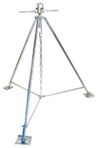 ultra-fab Produkte (19–950200) Aluminium verstellbar Fünfte Rad Stativ Stabilisator