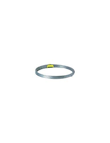Fil de tension galvanisé Filiac - Longueur 50 m - Diamètre 2,2 mm