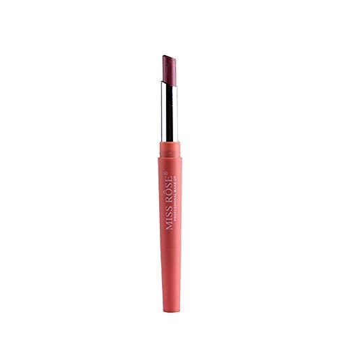 ESAILQ Neue Double-End Multifunktions Dauerhafte Lipliner Wasserdicht Lip Liner Stick Bleistift 8 Farbe Lippenstift Lipgloss (G)
