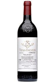 2002 Unico, Vega Sicilia, Ribera Del Duero, España 75 Cl