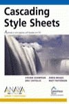 Cascading style sheets (Anaya Multimedia) por Steven Champeon
